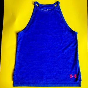 Under Armour HeatGear youth Med Tank